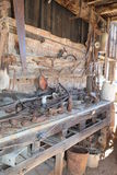 Blacksmith shop Royalty Free Stock Images