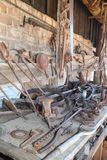 Blacksmith shop Royalty Free Stock Photography