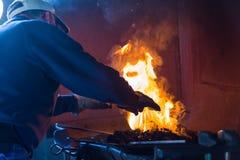 Blacksmith shop Stock Photography
