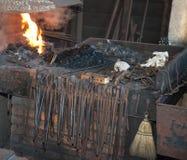 blacksmith sklep Fotografia Royalty Free