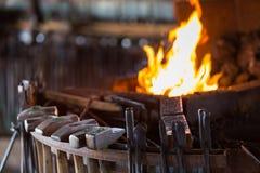 Blacksmith sklep Zdjęcie Royalty Free