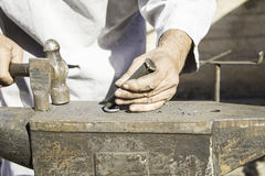 Blacksmith sklep Fotografia Stock