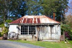 blacksmith sklep s Zdjęcie Stock