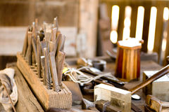 Blacksmith Tools Stock Image