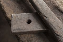 Blacksmith tools Stock Photography