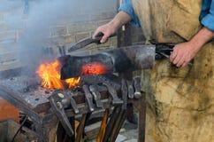 Blacksmith Royalty Free Stock Photography