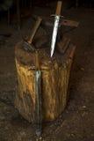 Blacksmith workshop Royalty Free Stock Image