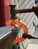 Blacksmith workshop Royalty Free Stock Photo