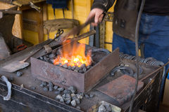 Blacksmithing Stock Photos