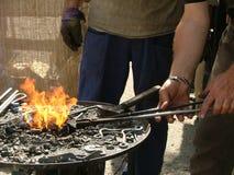 Blacksmiths Royalty Free Stock Photo