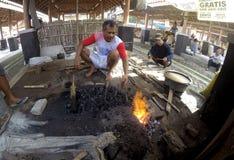 blacksmiths Obrazy Royalty Free