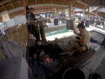 blacksmiths Obraz Royalty Free