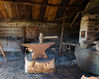 Blacksmiths tools Stock Image