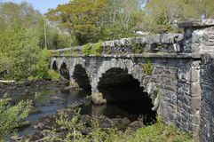 Blackstones Bridge Royalty Free Stock Photos