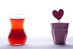 Blackt tea Royalty Free Stock Photography