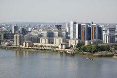 Blackwall, East London Royalty Free Stock Photo