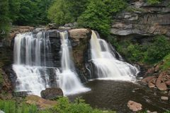 Blackwater Falls Royalty Free Stock Photos