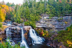 Blackwater Falls, West Virginia Royalty Free Stock Image