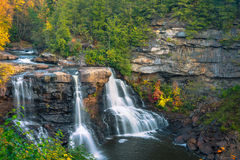 Blackwater Falls, West Virginia Stock Image