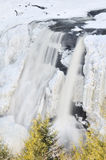 Blackwater Falls, WV, in Winter Royalty Free Stock Photography