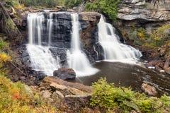 Blackwater waterfall cascade Stock Photography