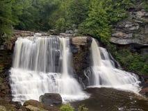 blackwaterdavis falls västra virginia Royaltyfri Fotografi