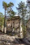 Blacnicky castle, Slovakia Stock Photography
