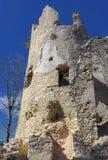 Blacnicky castle, Slovakia Royalty Free Stock Photos