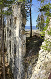 Blacnicky castle, Slovakia Stock Image