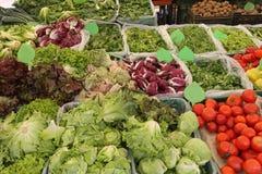 Blad greens Stock Foto