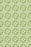 Blad groene aardachtergrond Stock Foto's