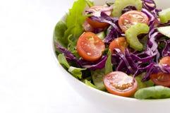 Blad Groene Gemengde Salade Royalty-vrije Stock Fotografie