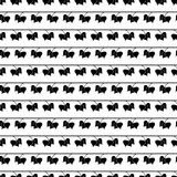 Blad pattern2 Royaltyfri Fotografi
