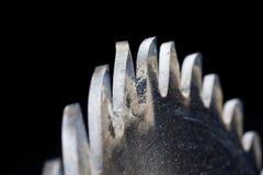 bladcirkelsåg Royaltyfri Bild