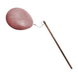 Bladder on stick as per Laputa. Well...balloon adjusted. Royalty Free Stock Images
