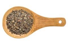 Bladderwrack seaweed - isolated spoon Royalty Free Stock Image