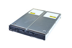 Blade server 01 Stock Photos