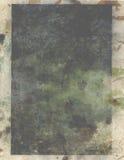 Bladeren Ingebedde Achtergrond stock illustratie