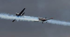 The Blades Aerobatic Display Team Stock Photo