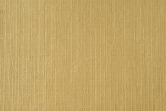 Bladożółty Textured papier Obrazy Royalty Free