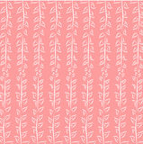 Bladrosa färgbakgrund Royaltyfria Foton