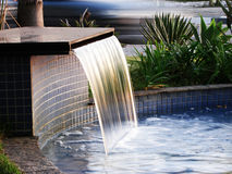 bladvatten Royaltyfri Fotografi