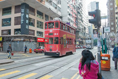 Blady Chai, Hong Kong Obraz Royalty Free