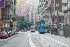 Blady Chai, Hong Kong Obrazy Royalty Free