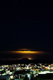 Blafjoll Исландия Стоковое фото RF