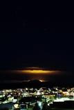Blafjoll Islanda Fotografia Stock Libera da Diritti