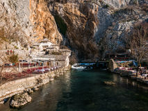 Blagaj, Bosnia and Herzegovina Royalty Free Stock Image