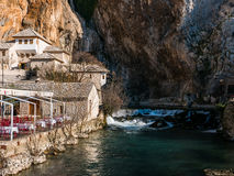 Blagaj, Bosnia and Herzegovina Royalty Free Stock Images