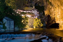 Blagaj at buna Royalty Free Stock Image