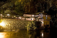 Blagaj buna dervish house Royalty Free Stock Photo